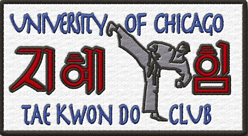 UOFC TKD PATCH